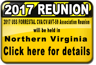 USS FORRESTAL ASSOCIATION REUNION 2017