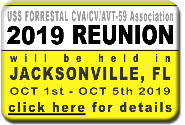 USS FORRESTAL ASSOCIATION REUNION 2018