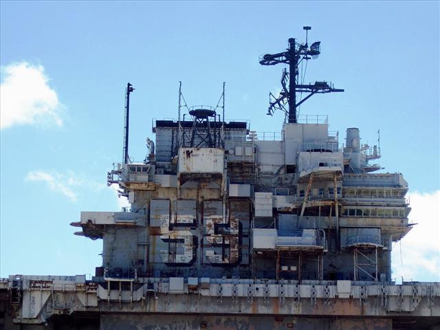 STATUS OF USS FORRESTAL: AVT-59 Brownsville, TX March 1, 2014 7