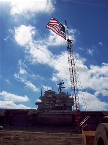 STATUS OF USS FORRESTAL: AVT-59 Brownsville, TX March 1, 2014 49