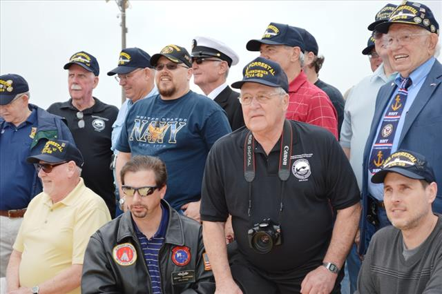 STATUS OF USS FORRESTAL: Ken and Shipmates March 1 2014